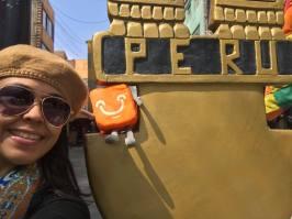 Con Happixs en Perú